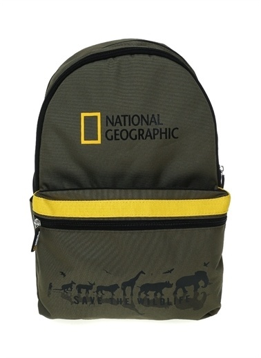 National Geographic Sırt Çantası Haki
